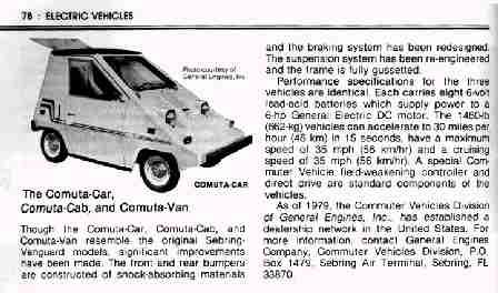 Comuta Car